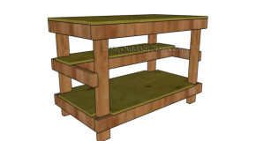 5 Free Workbench Plans