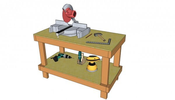 Workbench-plans-free