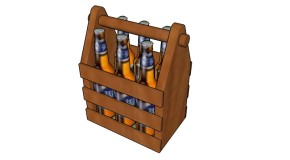 Beer Caddy Plans