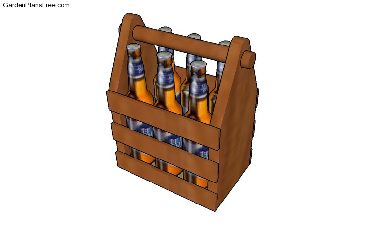 Beer Caddy Plans Free Garden Plans How To Build Garden Projects