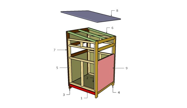 4x4 Deer Stand Plans Free Garden How To Build