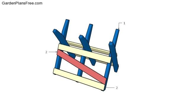 Building a sawbuck