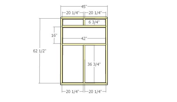 4x4 Deer Stand Plans | Free Garden