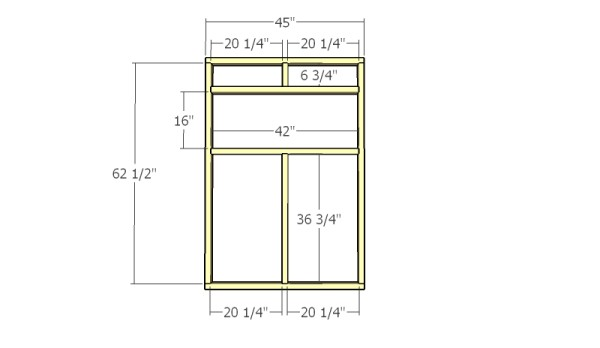 Building Plans For 4x4 : Deer stand plans free garden how to build