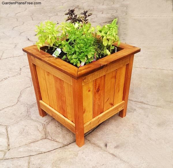 Cost To Build Cedar Planter Boxes