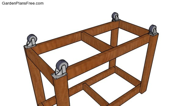 2x4 Workbench Plans Free Garden Plans How To Build Garden Projects