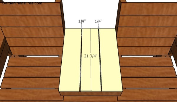 Remarkable Double Chair Bench Plans Free Garden Plans How To Build Caraccident5 Cool Chair Designs And Ideas Caraccident5Info