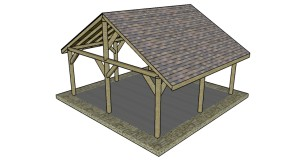 Outdoor Shelter Plans