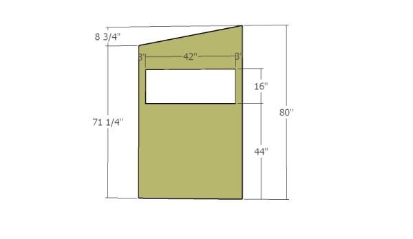 Side walls