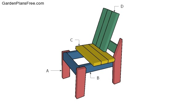 Building An Outdoor Chair