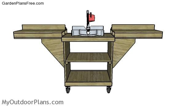 Miter-Saw-Table-Plans