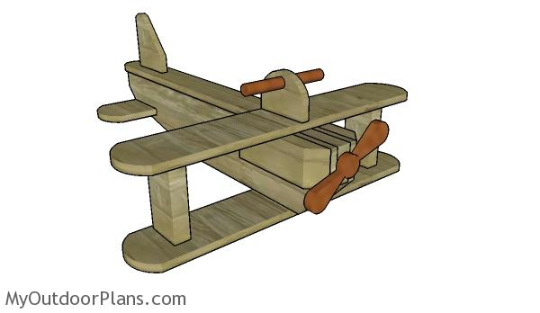 Airplane-swing-plans