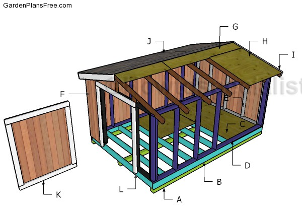 Building-a-short-shed