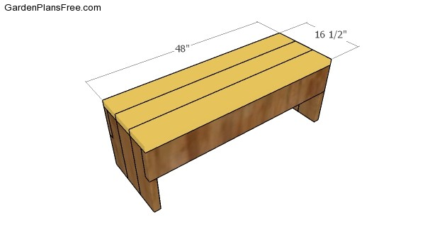 Wooden Weight Bench Free Diy Plans Free Garden Plans