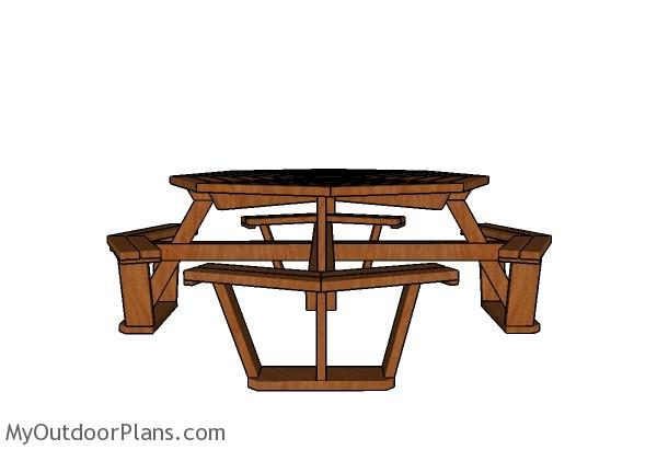 Strange 20 Absolutely Free Picnic Table Plans For Your Garden Free Andrewgaddart Wooden Chair Designs For Living Room Andrewgaddartcom